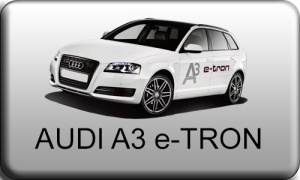 Audi a3 e-tron button