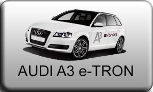 Audi a3 e-tron button