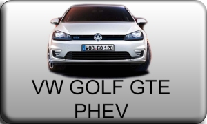 Golf GTE button