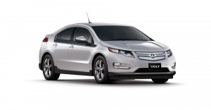 The Volt was the first plug in hybrid on the Australian market