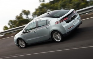 A rebadged version of the Chevrolet Volt, the Holden Volt was a slow seller
