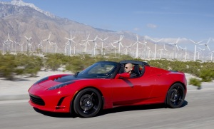 The Tesla Roadster was the first car from Tesla, and gave a taste of what to expect from the company in the future...