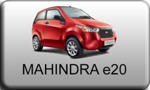 Mahindra e20 button