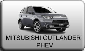 OUTLANDER PHEV button
