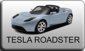 Tesla Roadster button